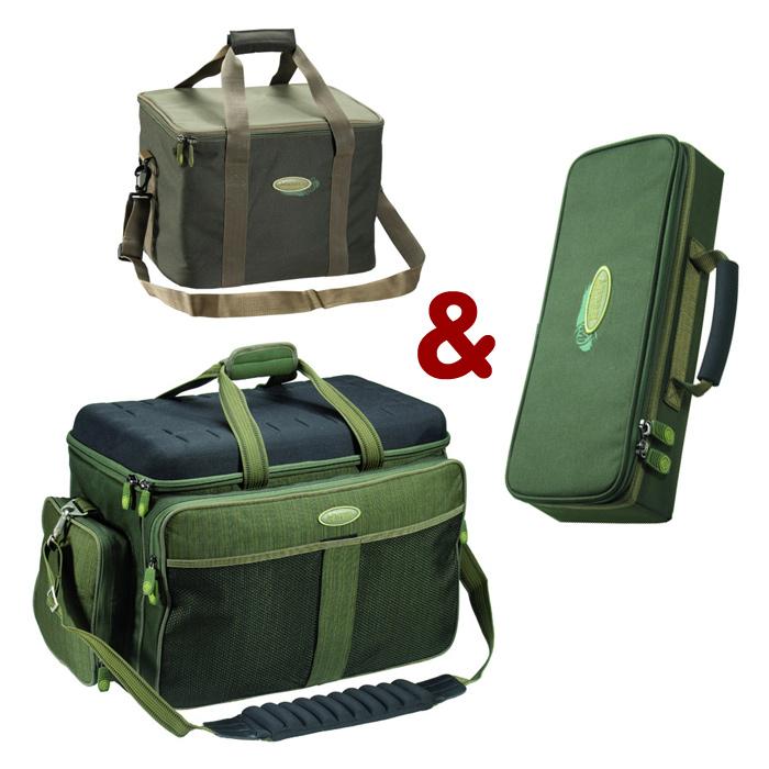 Taška New Dynasty - compact + taška na swingre + thermo taška Premium