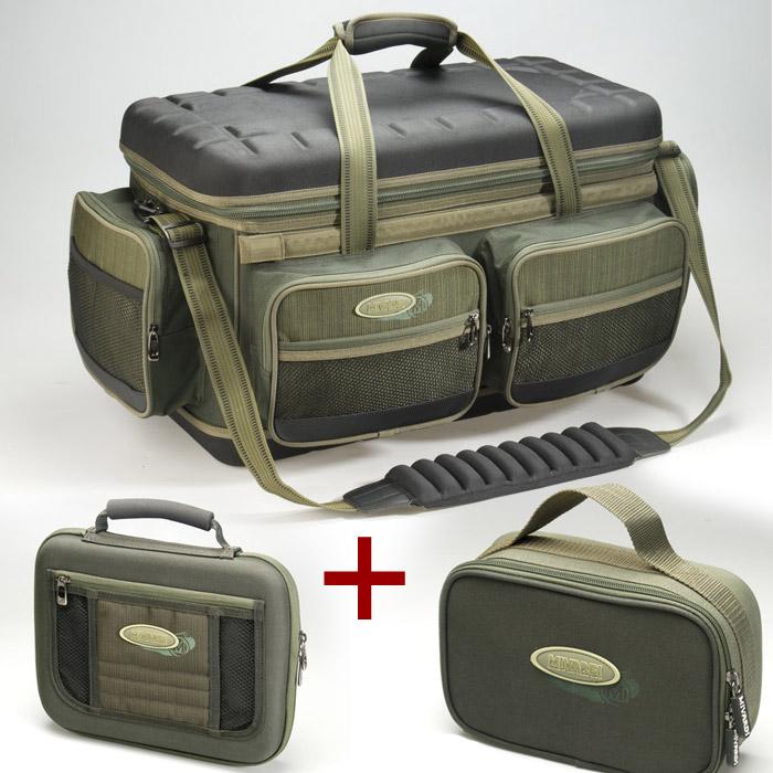 Taška New Dynasty + taška na montáže Executive + taška na olová Premium