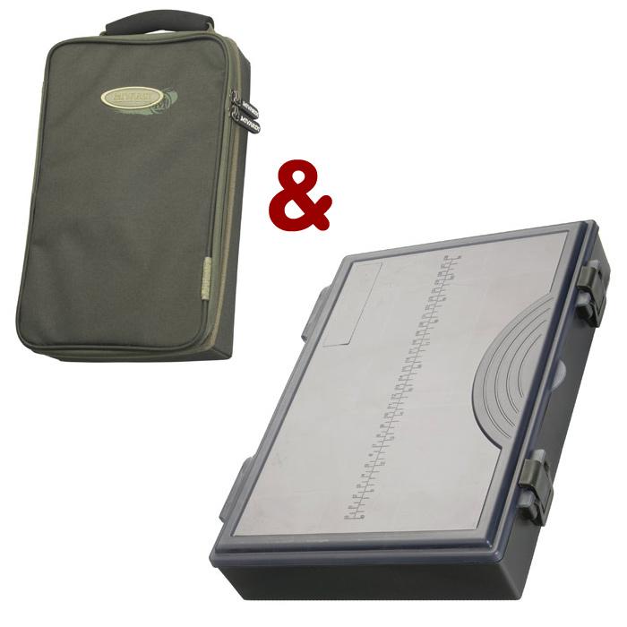 Peračník Carp wallet L + box L