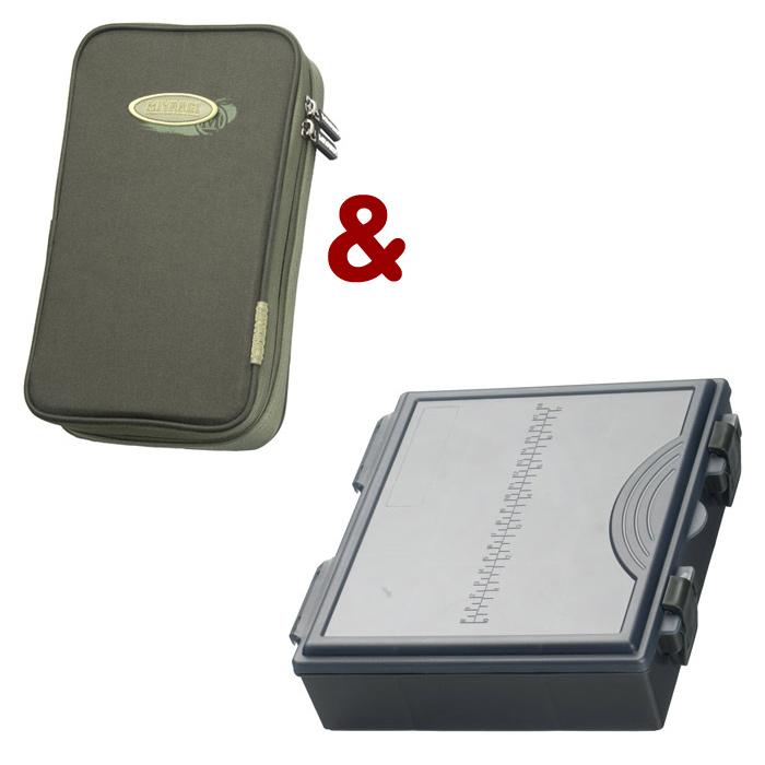 Peračník Carp wallet S + box S