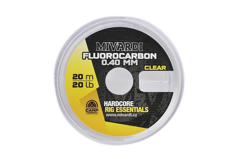 Fluorocarbon 20m / 15lb / 0.30mm