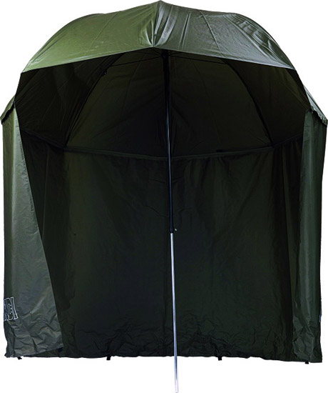 Umbrella Green PVC + Tent