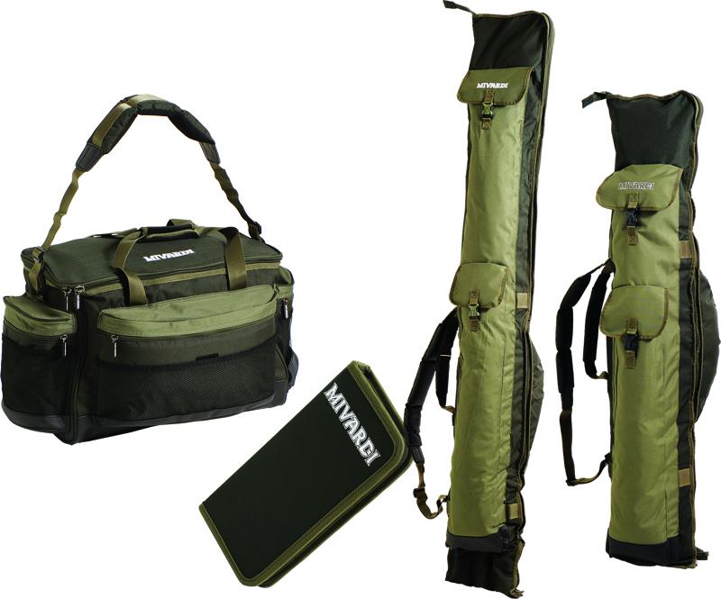 Set Tašiek Carp luggage set - Premium - obaly na prúty - Rybárske ... 0463609ff75