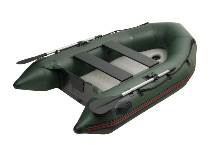M-Boat 270 - pevná nafukovacia podlaha + kýl