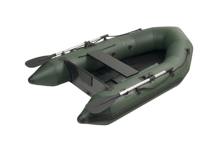 M-Boat 270 - lamelová podlaha
