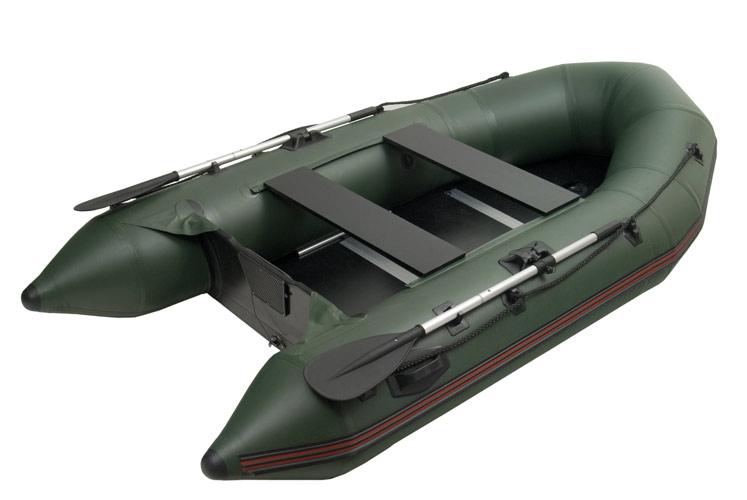 M-Boat 320 - pevná podlaha + kýl