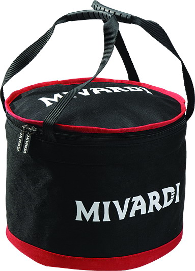 Groundbait mixing bag L (with cover)