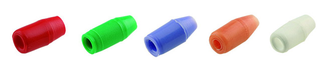 Teflon tube external color