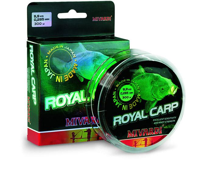 Royal Carp 300m 0,225mm 6,7kg