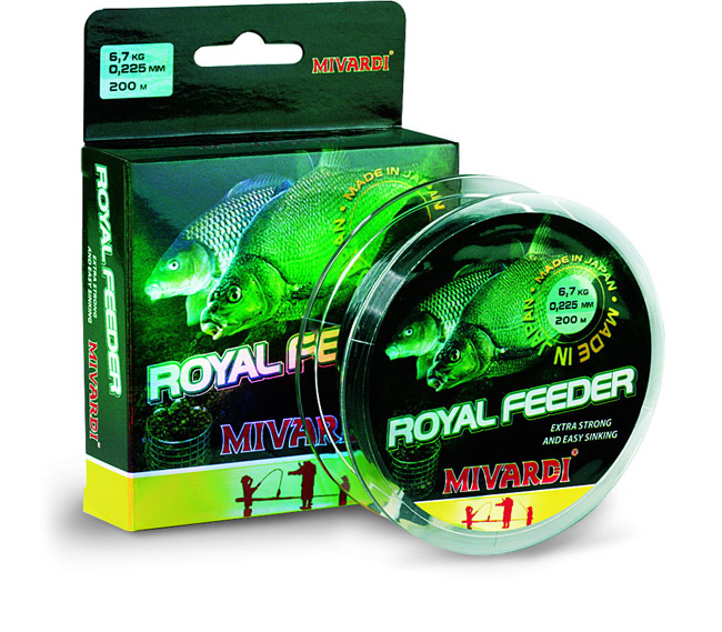 Royal Feeder 200m 0,145mm 2,6kg