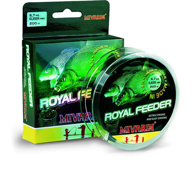 Royal Feeder 200m 0,145mm 2,6kg