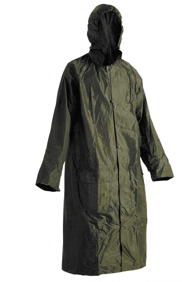 Nepremokavý plášť PVC L