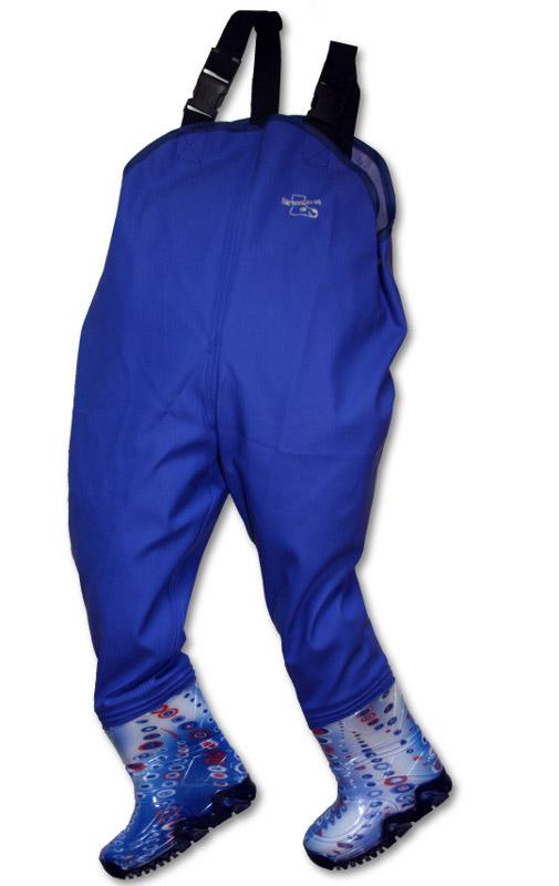 Čižmy SB06 Kids blue 20/21