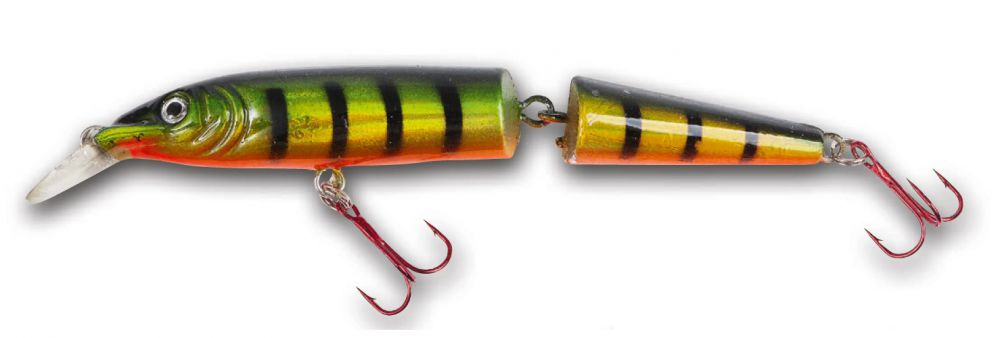 Wobler Minnow jointed