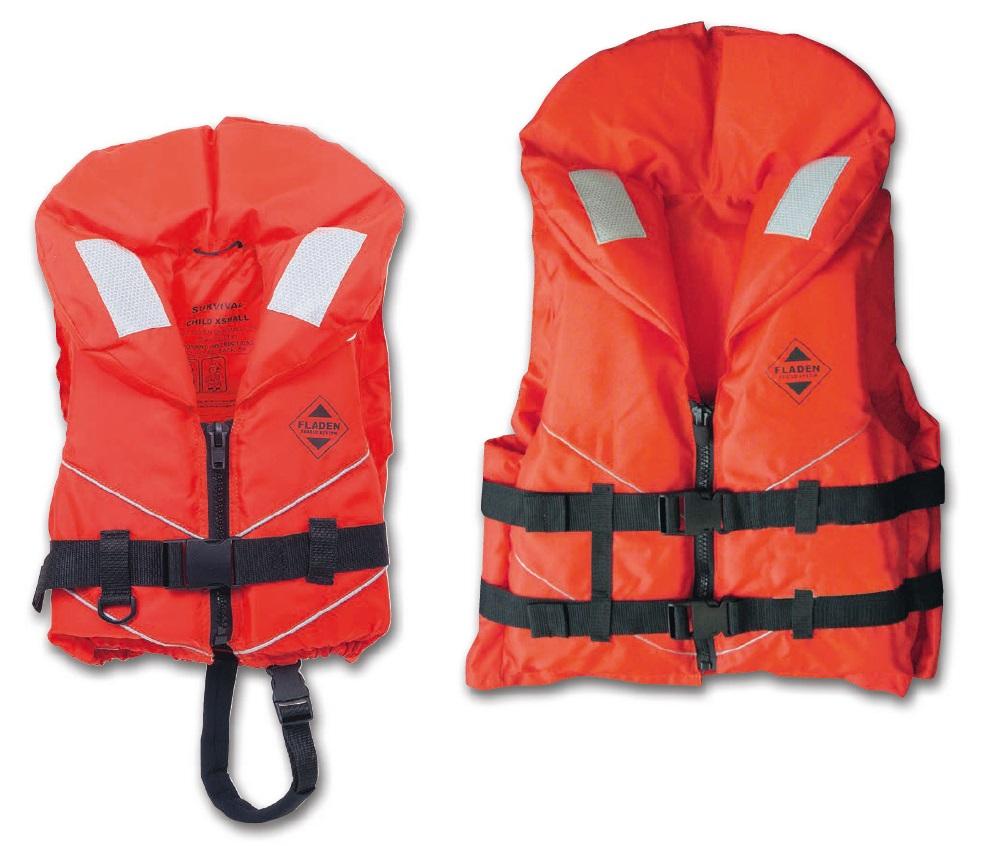Vesta plávajúca detská SV100 100N do 15kg