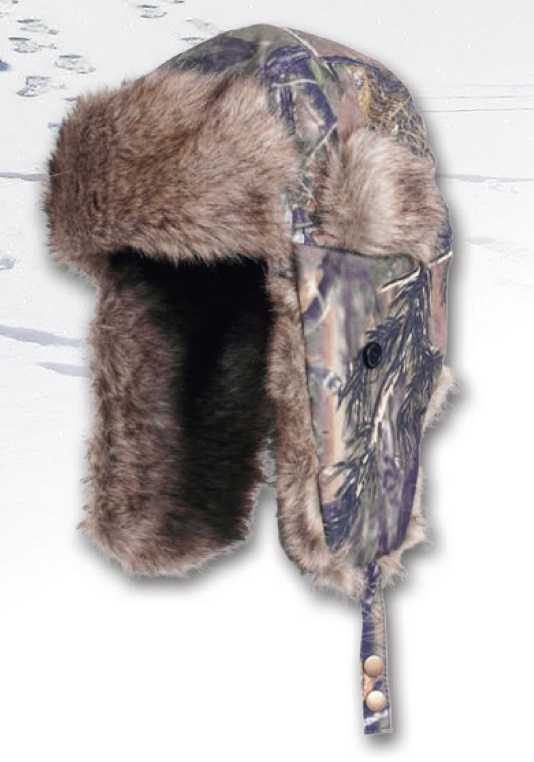 Čiapka camouflage L