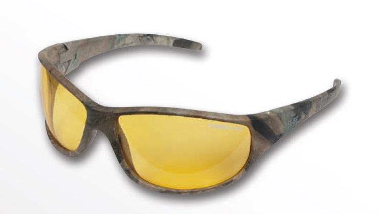 Okuliare Polarizačné Wild Camo žlté